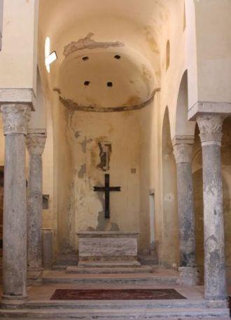 Chiesa di San Giovanni a Mare, interno